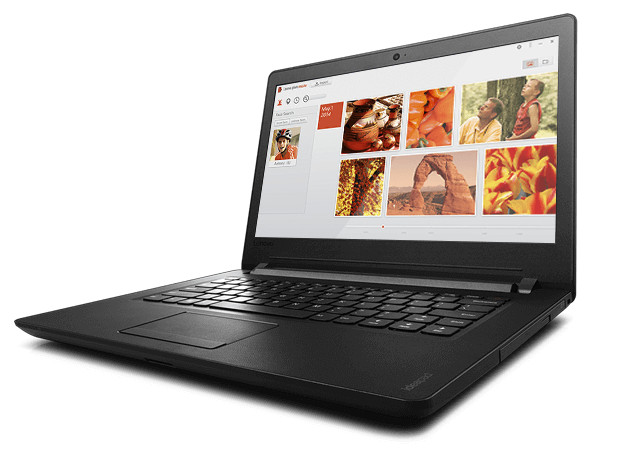 lenovo ideapad 110 laptop with 15 6 inch display launched. Black Bedroom Furniture Sets. Home Design Ideas