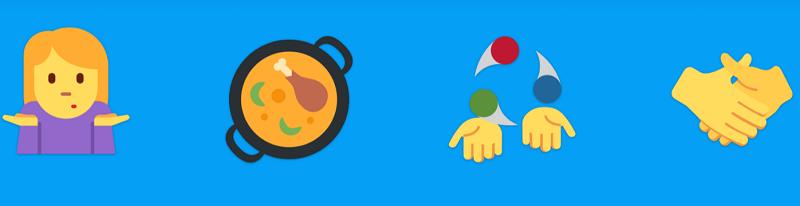 Twemoji 2.1 Emoji Changelog