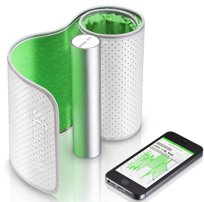 withings pulse ox accessoires