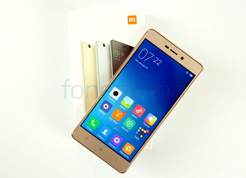Xiaomi Redmi 3s coming soon to India, LeEco smart TVs launching on Aug 4 – FoneArena Daily