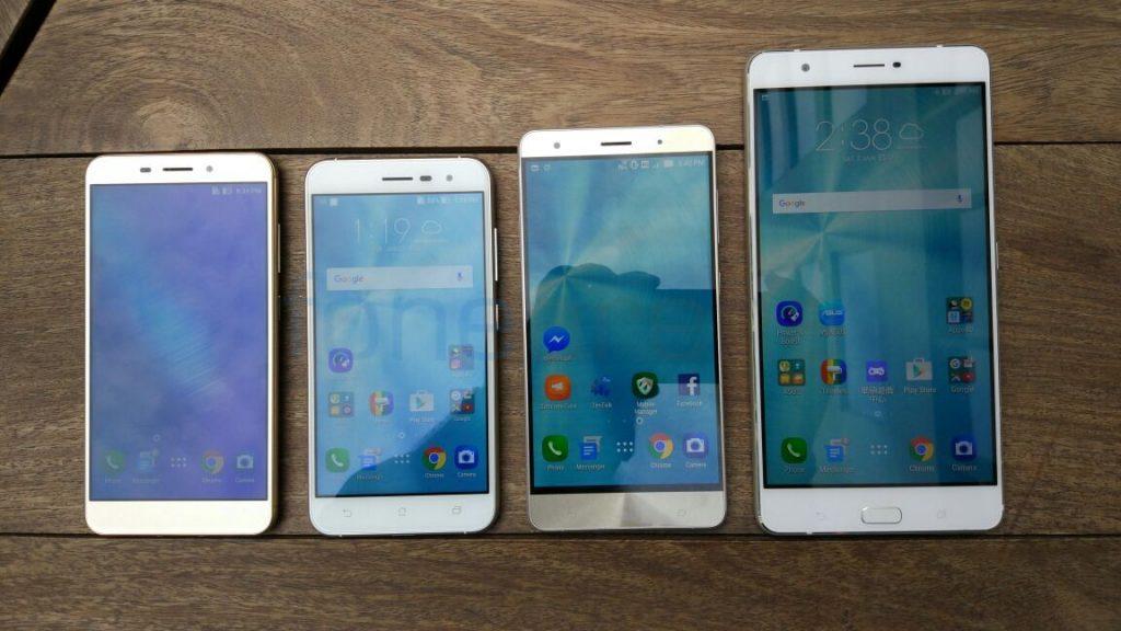 asus zenfone 3 zenfone 3 ultra and zenfone 3 deluxe launched in india