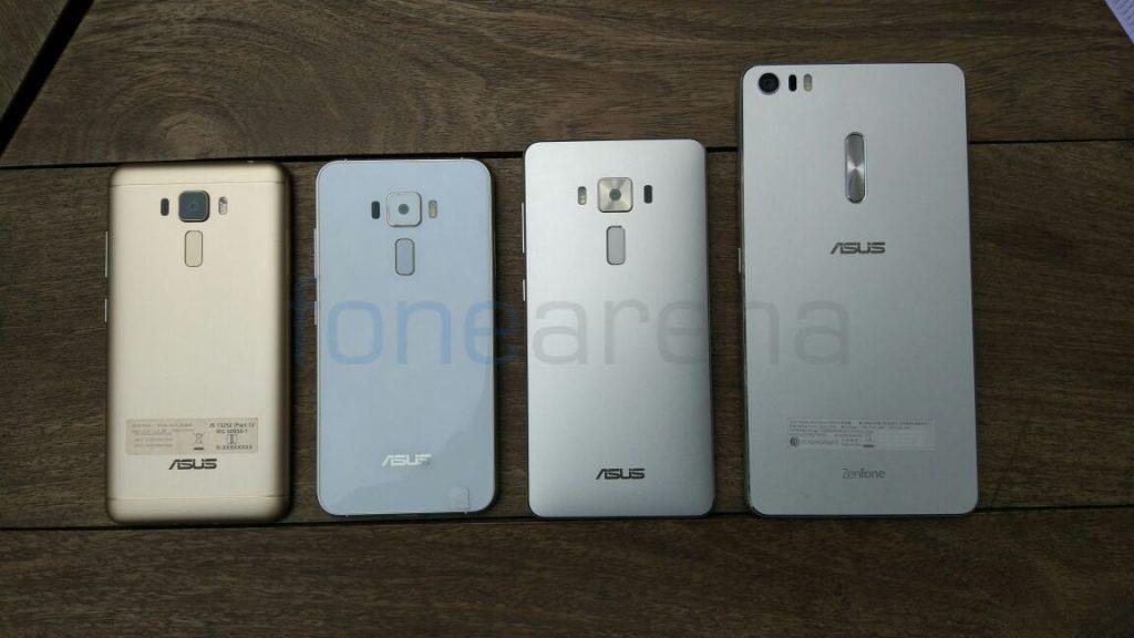 Asus Zenfone 3 Zenfone 3 Ultra And Zenfone 3 Deluxe