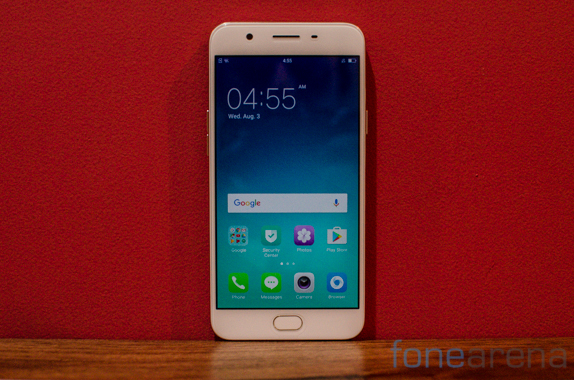 Oppo F1S Review -1