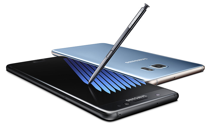 Samsung Galaxy Note7 with 6GB RAM and 128GB storage surfaces