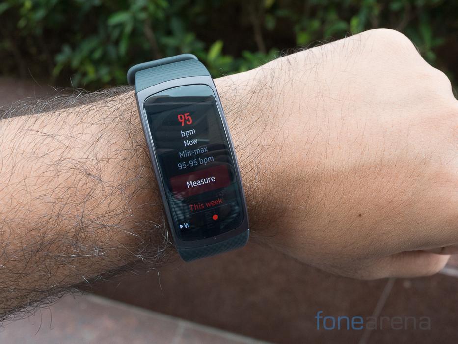 Samsung Gear Fit 2 -8