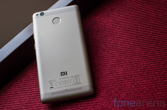 Xiaomi Redmi 3S Review -10