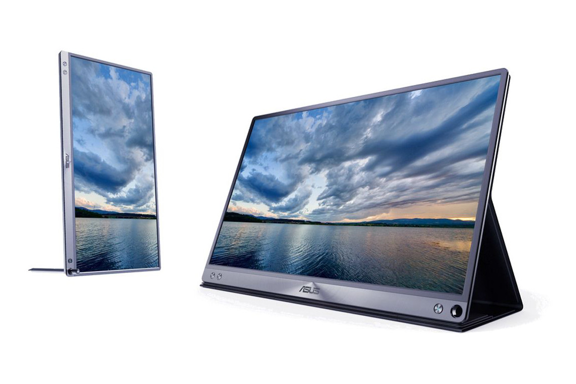 Asus ZenScreen 15.6-inch Full HD portable monitor announced