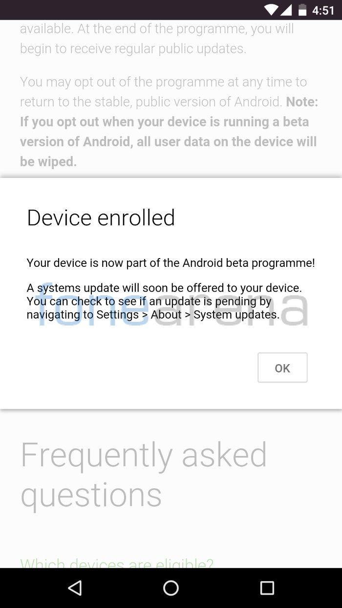 google-android-7.0-torrone-Ota-update - Nexus-5x-fonearena-5
