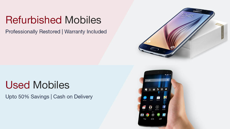 used mobile phones for sale in india would never use
