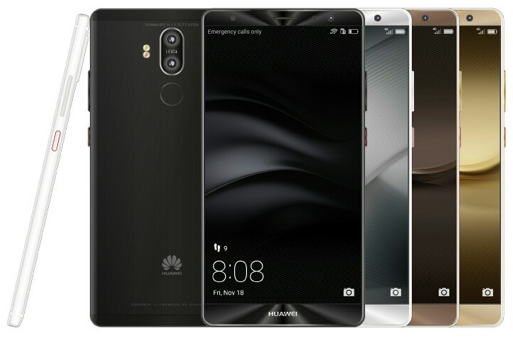 Huawei Mate 9 with dual Leica cameras to be announced on ...
