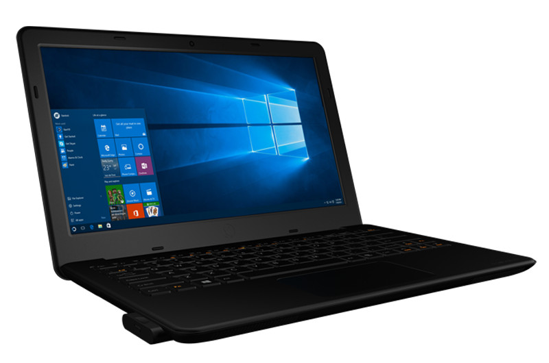 Infocus introduces Kangaroo Notebook with laptop dock and two swappable mini PCs