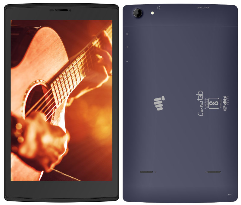 Micromax Canvas Tab P681 With 8-inch HD Display, Android 6