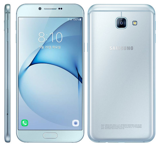 Samsung Galaxy A8 (2016) with 5.7-inch 1080p display ...