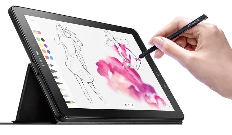 Samsung Galaxy Tab A (2016) with S Pen, 3GB RAM, 4G LTE ...