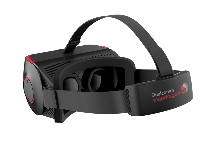Qualcomm unveils Snapdragon 820-powered standalone VR ...