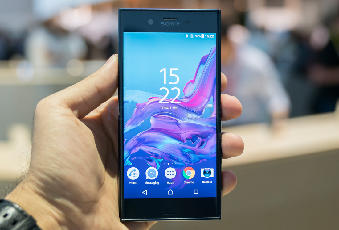 sony xperia xz hands on and photo gallery. Black Bedroom Furniture Sets. Home Design Ideas