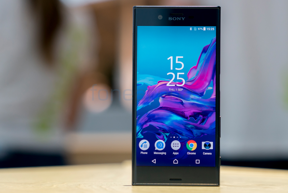 Sony Xperia Xz Hands On And Photo Gallery
