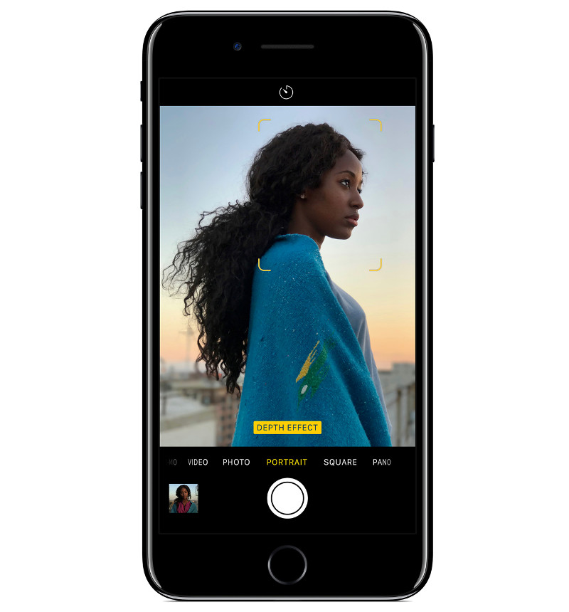 apple releases ios 10 1 with portrait camera mode for