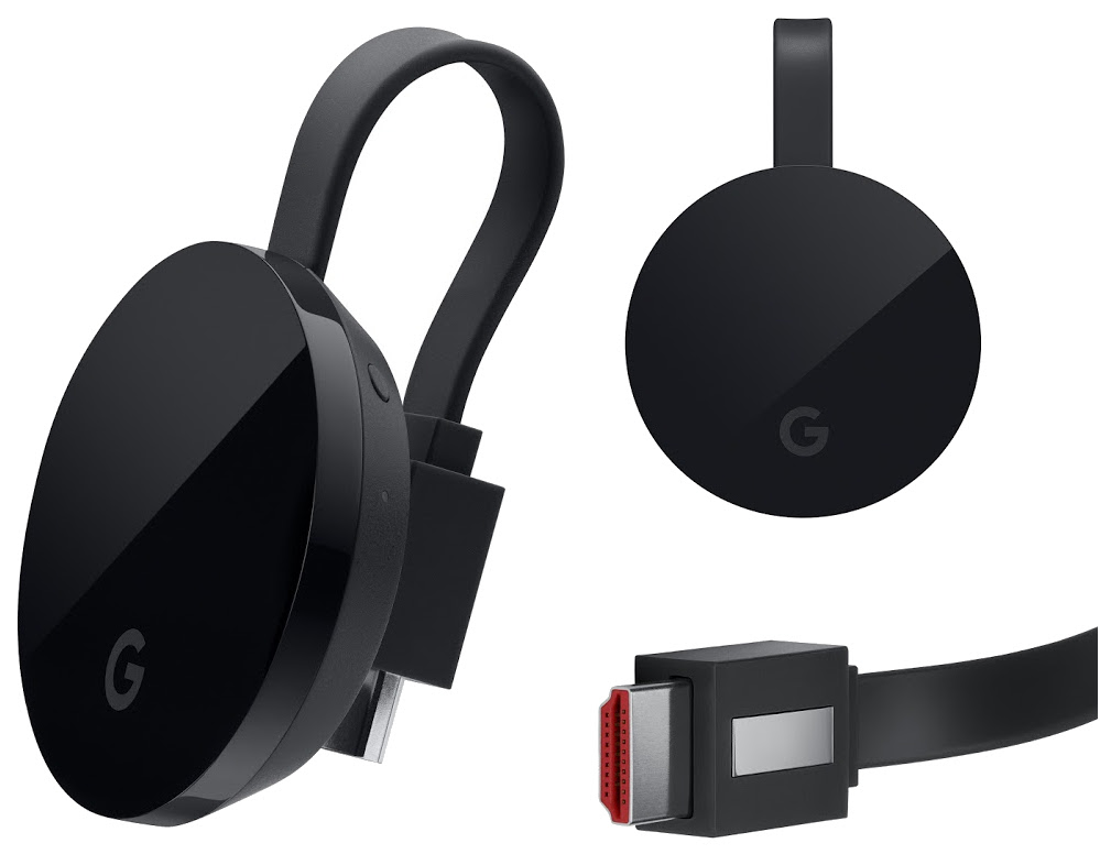 Google Chromecast Ultra With 4k And Hdr Support Announced
