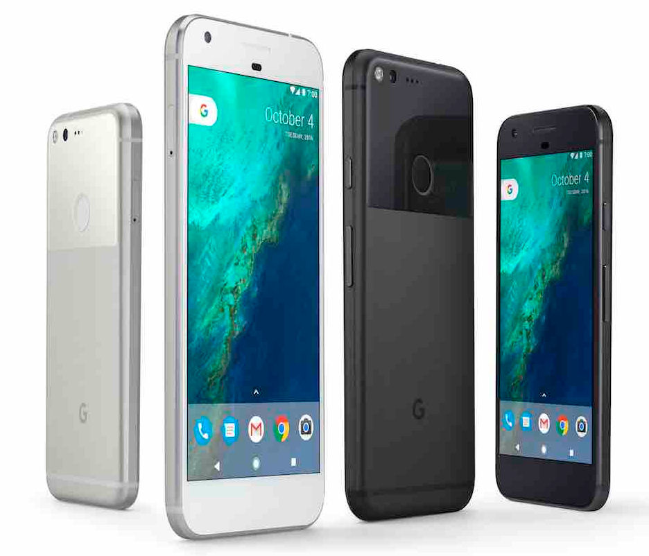 google-pixels-and-pixel-xl