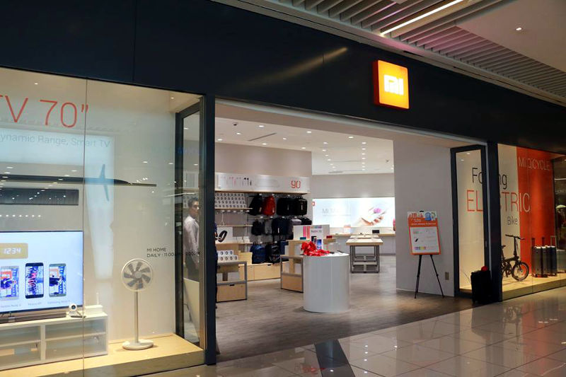 Xiaomi Inaugurates Its First Overseas Mi Home Store In