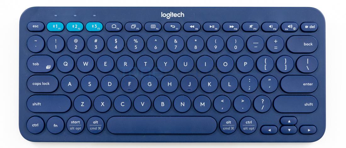 Logitech K380 Multi-Device Bluetooth Keyboard Review