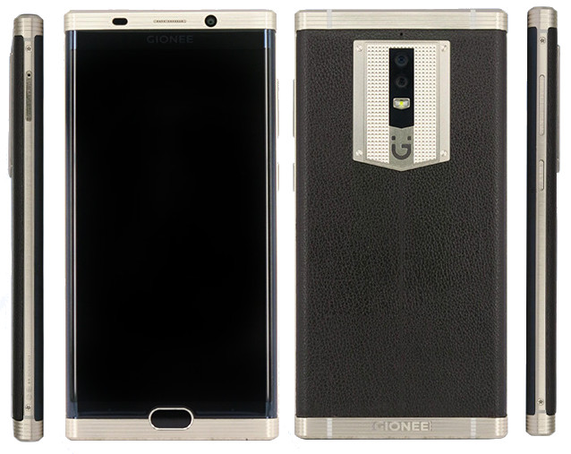 Image result for Gionee M7 smartphone
