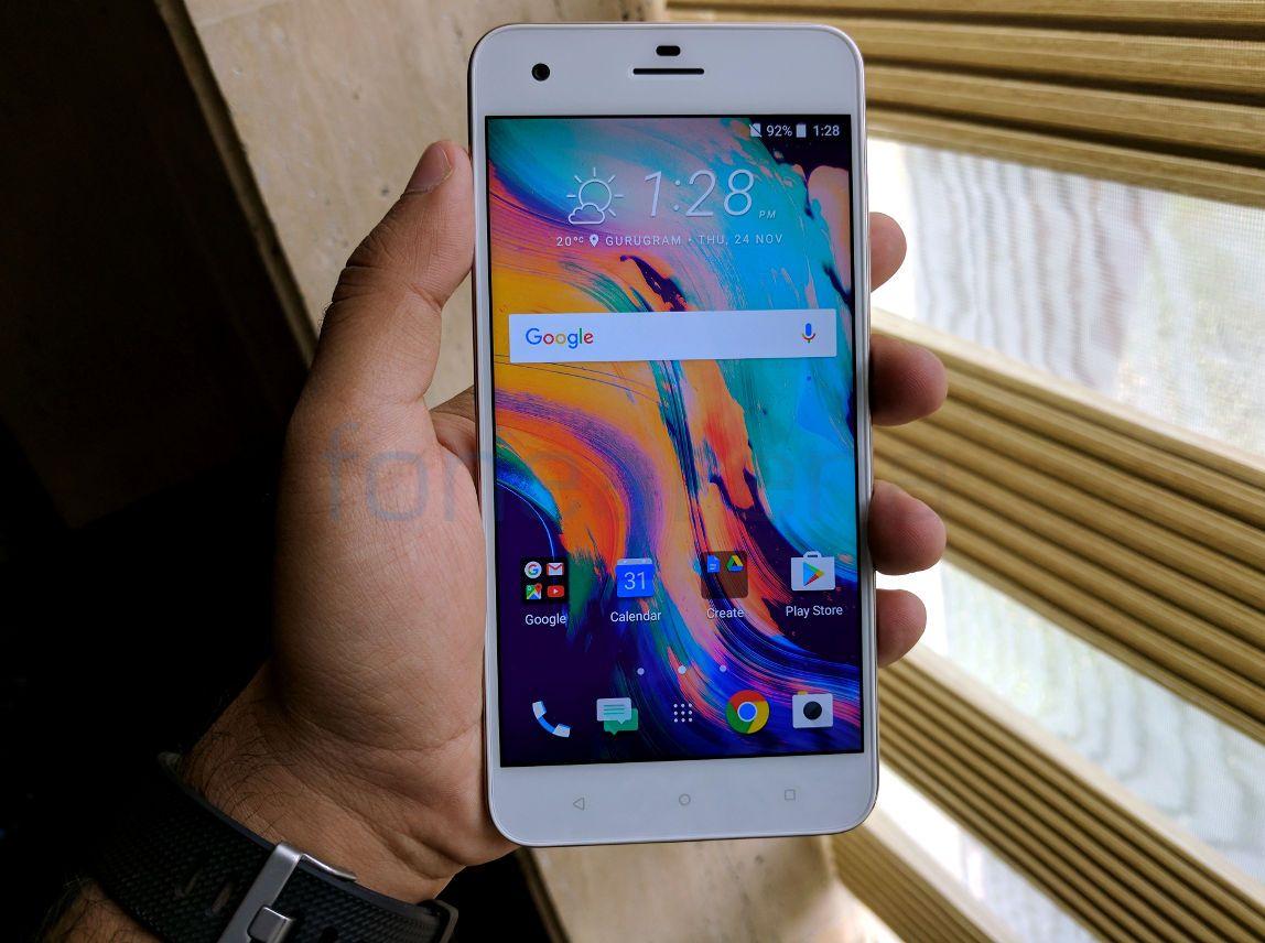 Weekly Roundup: HTC Desire 10 pro, Desire 650, Panasonic Eluga Mark 2, Asus ZenBook 3 and more