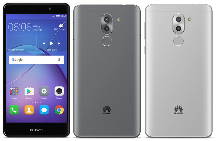 Huawei Mate 9 Lite with 5.5-inch 1080p display, dual rear cameras, 4GB RAM announced