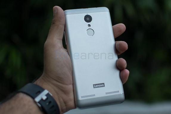 13 Lenovo K6 Power 5 Grey 21d01fbd