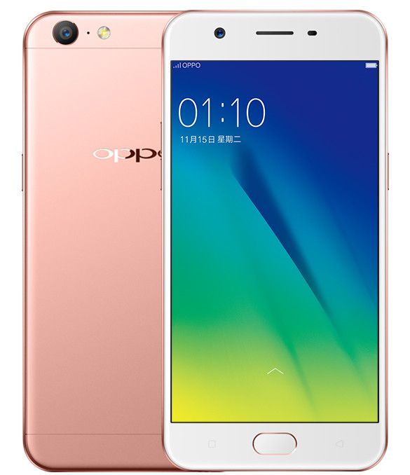 OPPO A57 with Snapdragon 435, 16MP front camera, fingerprint sensor, 4G VoLTE announced