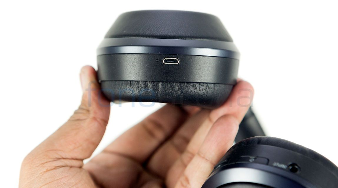 how to set up sony mdr 1000x