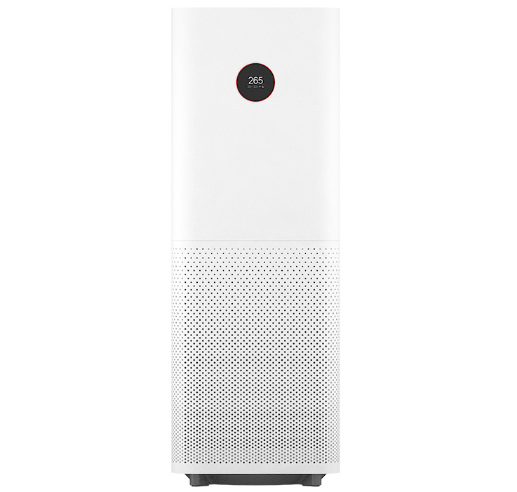 xiaomi mi air purifier pro with oled display laser