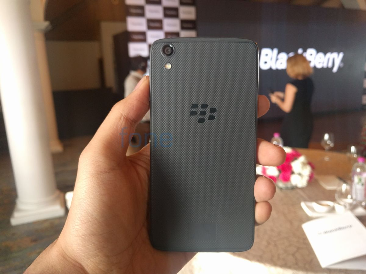 BlackBerry DTEK50 Hands On Impressions and Photo Gallery
