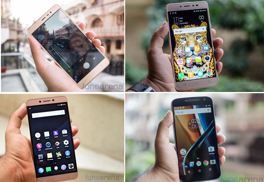 Top 10 VoLTE smartphones under Rs. 15,000