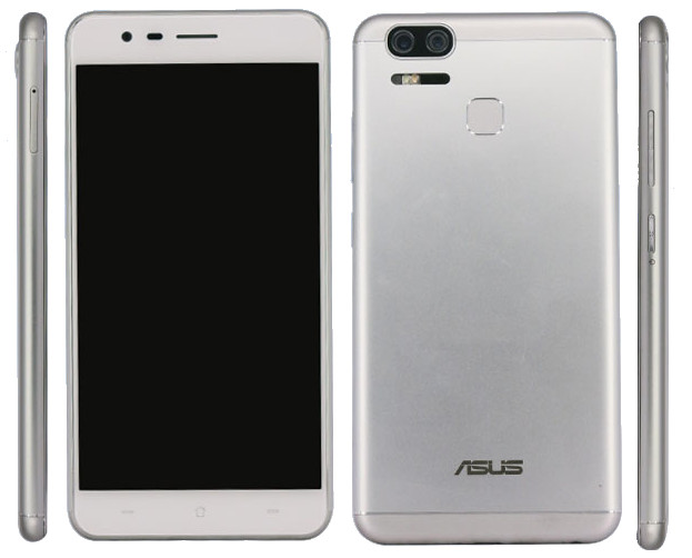Asus ZenFone 3 Zoom With 55 Inch 1080p AMOLED Display