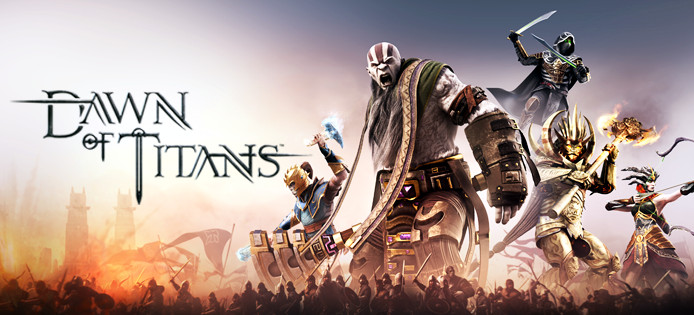 Dawn of Titans Action Strategy game for Android and iOS launched globally