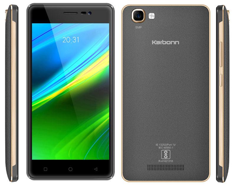 Karbonn Smart 4G, Viraat 4G, Titanium Vista 4G and Aura Note 4G launched starting at Rs. 5090