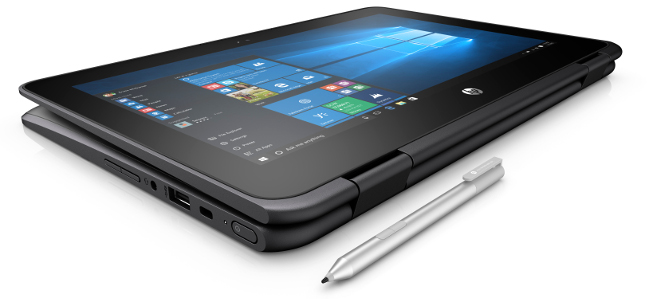 Hp Probook X360 11 Education Edition Rugged Convertible