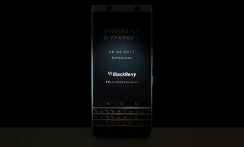 BlackBerry Mercury MWC 2017