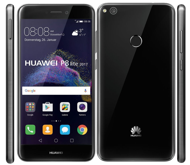huawei p8 lite 2017 with 5 2 inch 1080p display 4gb ram android 7 0 announced. Black Bedroom Furniture Sets. Home Design Ideas