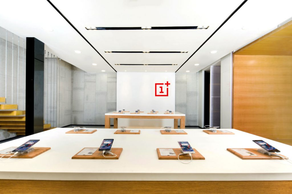 OnePlus opens its first Experience Store in India in Bengaluru