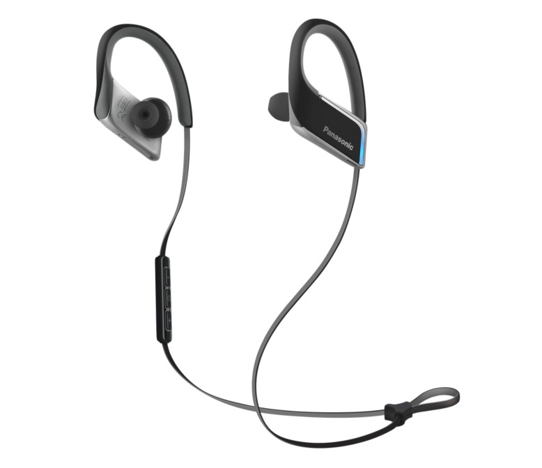 Panasonic earbuds blue - bluetooth earbuds 12 hour battery