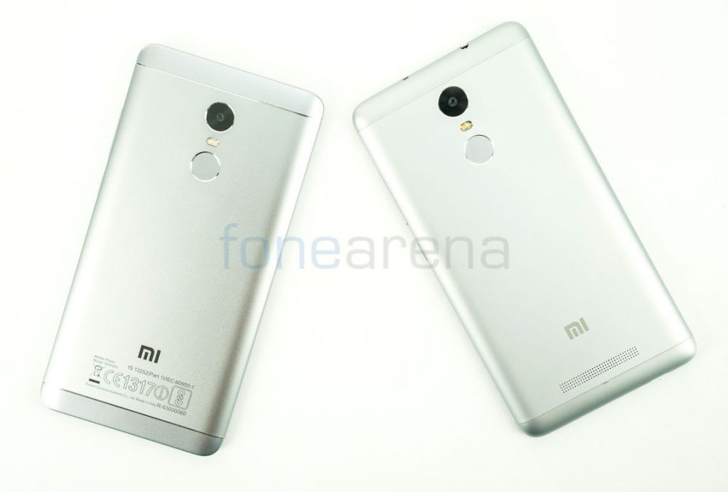 Redmi Note 4 vs Redmi Note 3 Battery