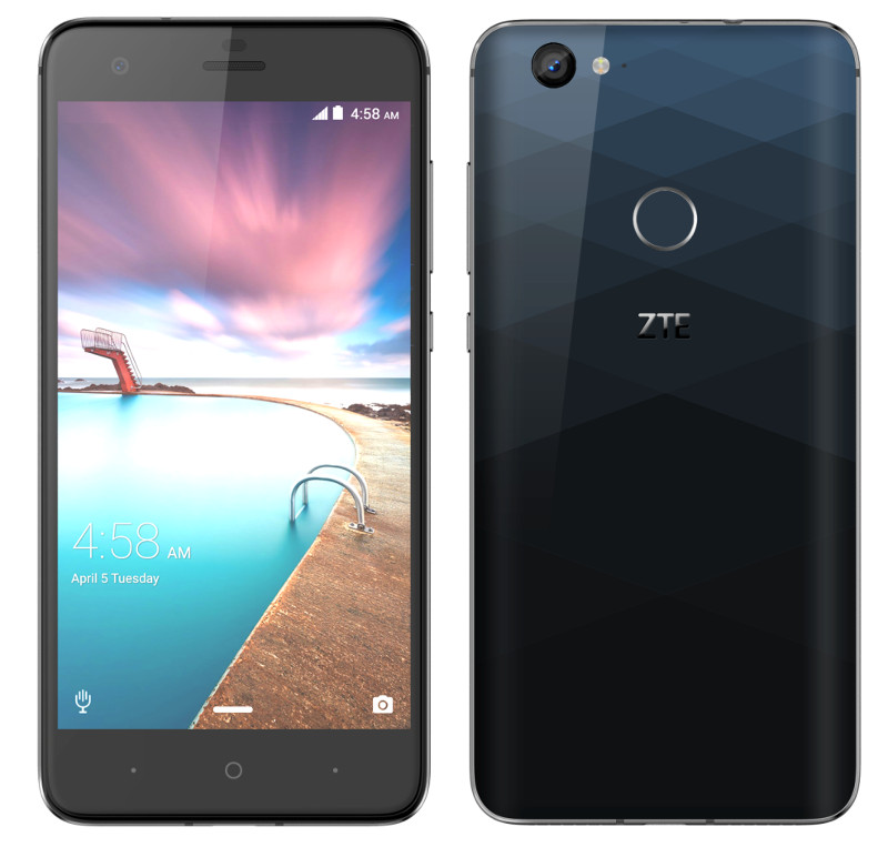 ZTE cancels Kickstarter campaign for Hawkeye smartphone with Eye-Tracking