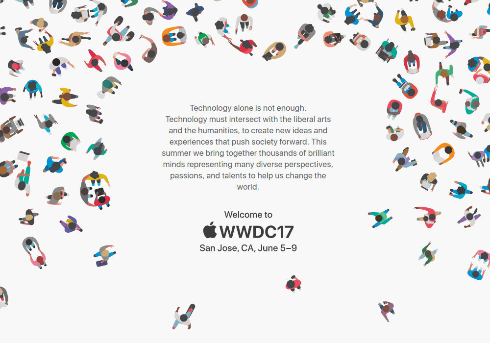 Apple WWDC 2017 Invite