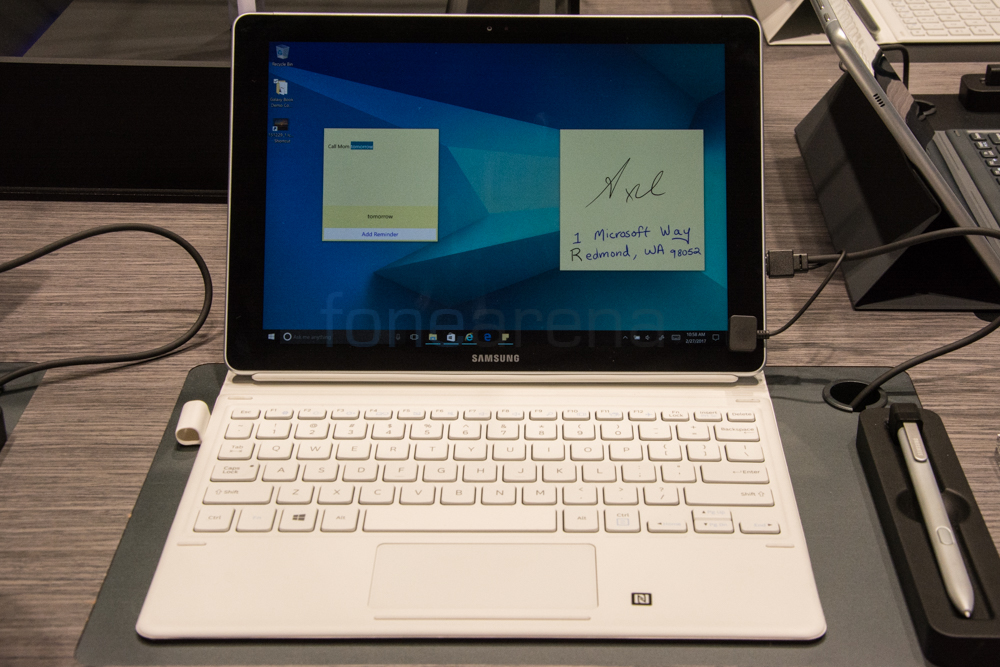 Samsung Galaxy Book 10.6-inch Hands On and Photo Gallery