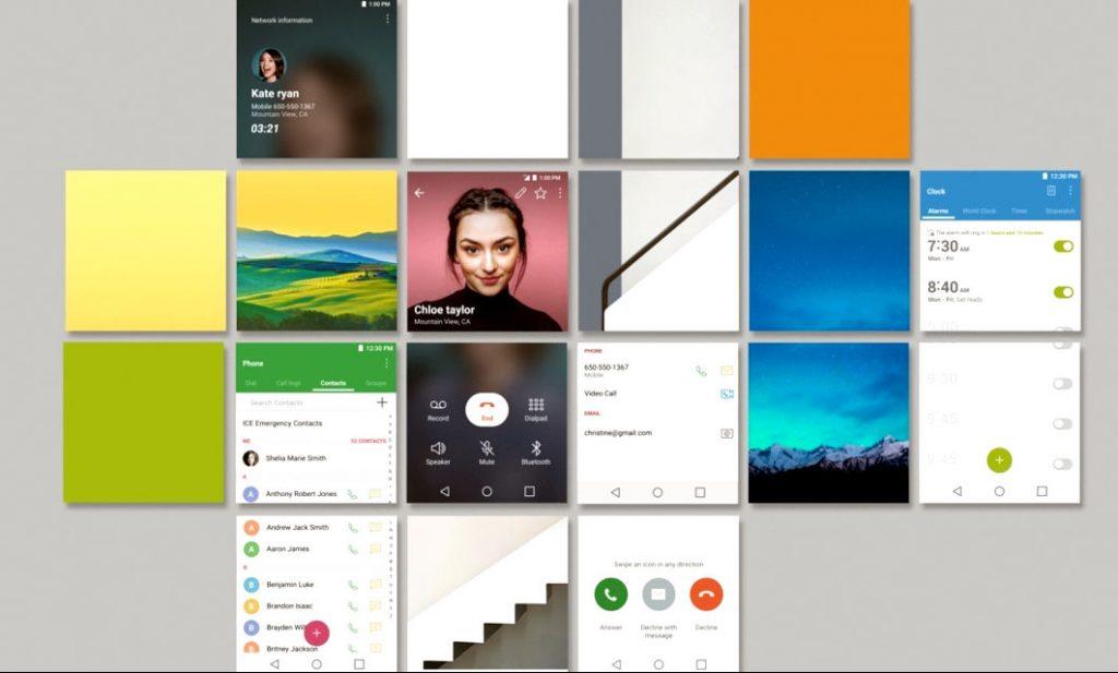 LG G6 LG UX 6.0