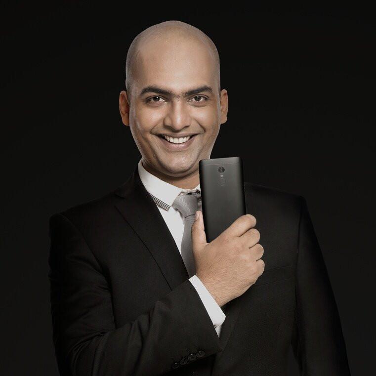 Manu Kumar Jain Xiaomi