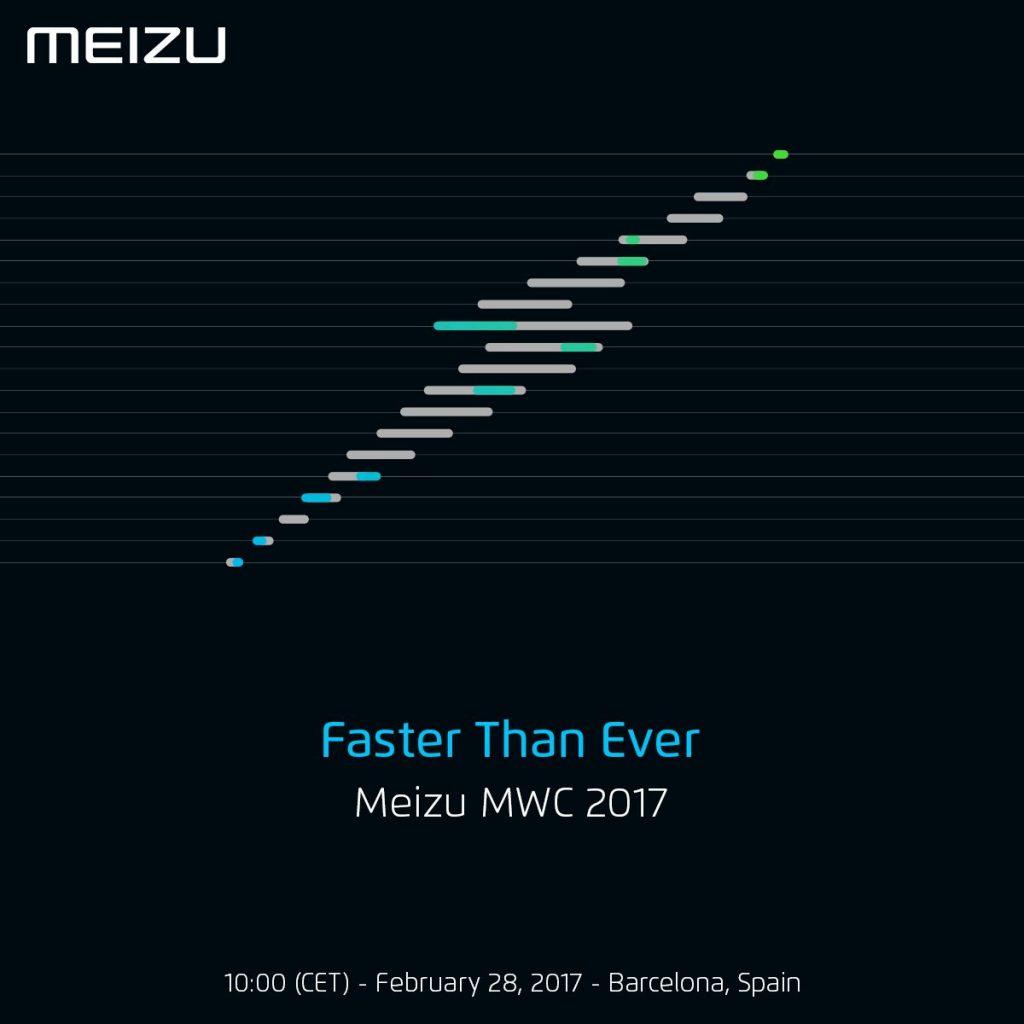 Meizu MWC 2017 invite